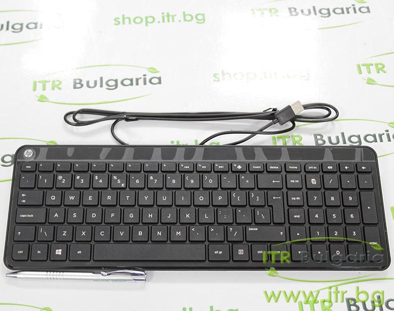 HP SK-2028 Нов 801528-L31 Black USB US INT Keyboard