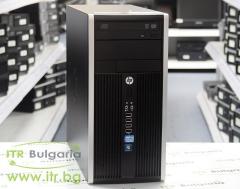 HP Compaq Elite 8300MT А клас Intel Core i5 3470 3200Mhz 6MB 4096MB DDR3 250 GB SATA DVD RW MiniTower