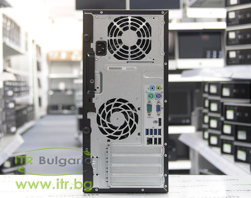 HP Compaq Elite 8300MT А клас Intel Core i3 2120 3300Mhz 3MB 4096MB DDR3 320 GB SATA DVD-RW MiniTower