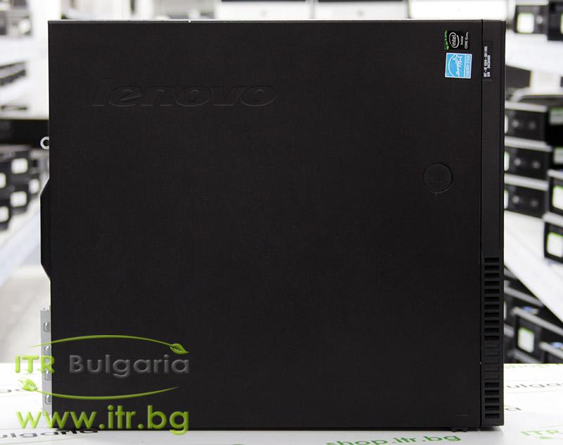 Lenovo ThinkCentre M93p А клас Intel Core i5 4570 3200MHz 6MB 4096MB DDR3 120 GB 2.5 Inch SSD DVD-RW Slim Desktop