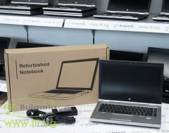 HP EliteBook 8470p А клас Intel Core i5 3230M 2600Mhz 3MB 4096MB So Dimm DDR3 320 GB SATA Slim DVD RW 14 1600x900 WSXGA 16:9  Finger Print Camera eSATA DisplayPort