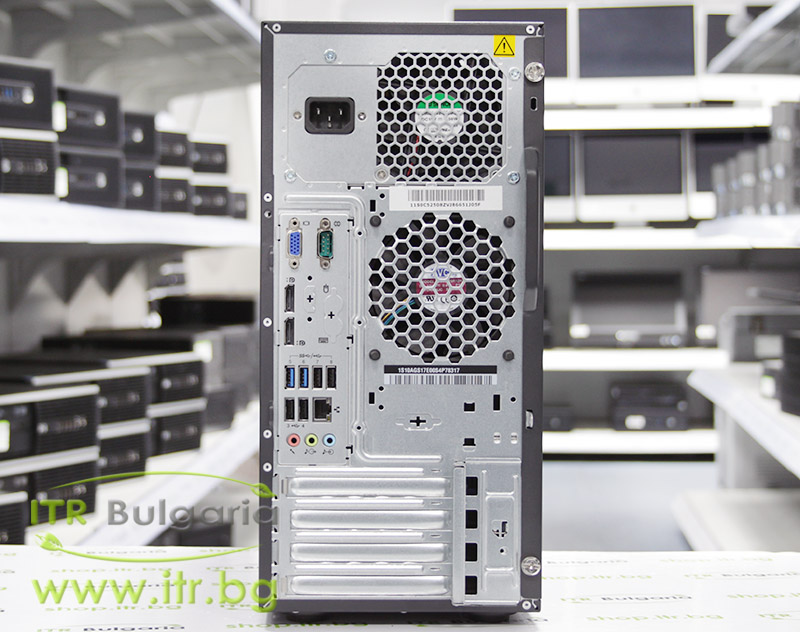 Lenovo ThinkCentre M83 А клас Intel Pentium G3260 3300MHz 3MB 4096MB 500 GB DDR3 SATA NO OD MiniTower