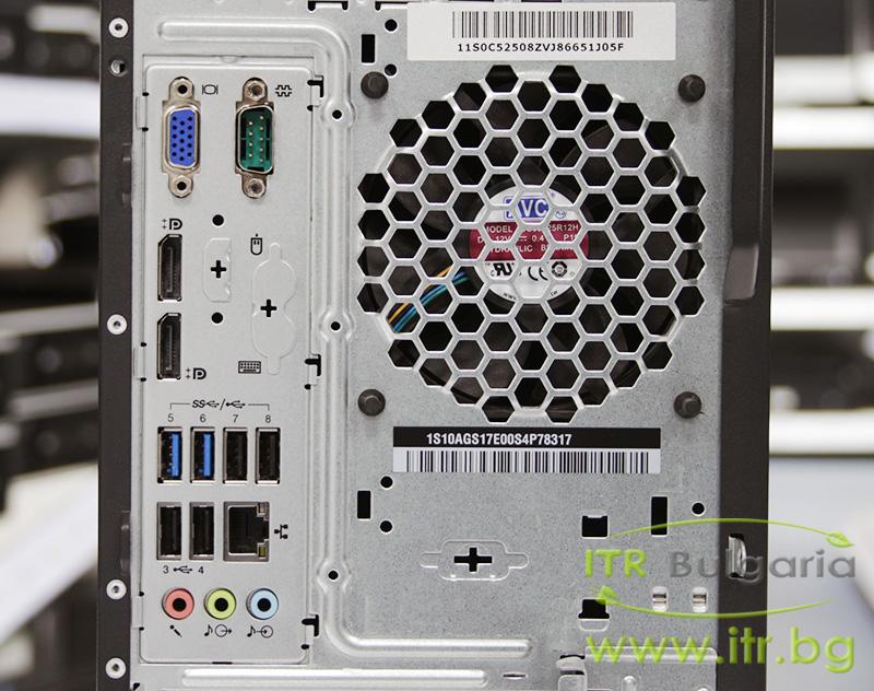 Lenovo ThinkCentre M83 А клас Intel Pentium G3220 3000MHz 3MB 4096MB 500 GB DDR3 SATA NO OD MiniTower