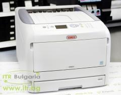 OKI C831 А клас 10 100 1200 x 600 dpi, 35 ppm, A3