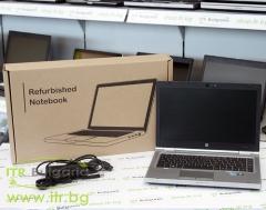 HP EliteBook 8460p А клас Intel Core i5 2520M 2500Mhz 3MB 4096MB So Dimm DDR3 320 GB SATA NO OD 14 1366x768 WXGA LED 16:9  Finger Print Camera 3G eSATA DisplayPort