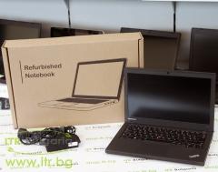 Lenovo ThinkPad X240 А клас Intel Core i7 4600U 2100MHz 4MB 8192MB So Dimm DDR3L 128 GB 2.5 Inch SSD  12.5 1366x768 WXGA LED 16:9  Finger Print Camera WWAN Mini DisplayPort 2xBattery IPS