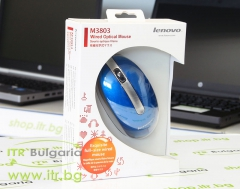 Lenovo M3803 Нов USB 888013576 Navy Blue Mouse