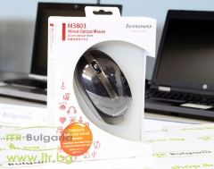 Lenovo M3803 Нов USB 888012601 Black Mouse