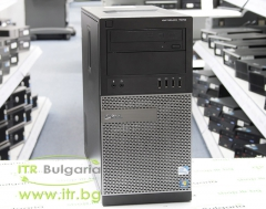 DELL OptiPlex 7010 А клас Intel Core i3 3220 3300Mhz 3MB 4096MB DDR3 320 GB SATA DVD RW MiniTower