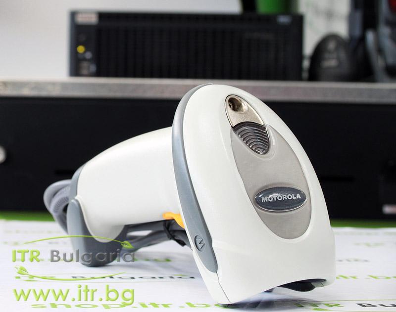 Motorola DS4208 Silver А клас USB Area-Imaging Жичен Barcode Scanner