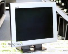 MultiQ MQ212 B 3 А клас Monitor 12.1  VGA 800x600 SVGA 4:3 Silver Black   for POS