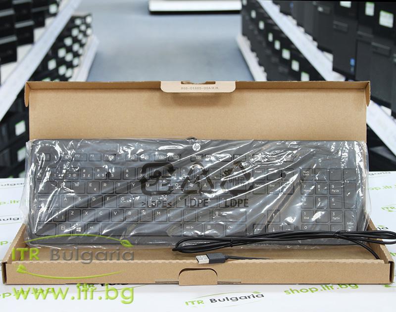 HP  Нов 803181-101 Black USB SWE Keyboard