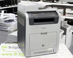 Samsung ColorXpression CLX 6220FX А клас 10 100 9600 x 600 dpi, 21 ppm, Scanner, Fax, Demo Toner