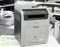 Samsung ColorXpression CLX 6220FX А клас 10 100 9600 x 600 dpi, 21 ppm, Scanner, Fax