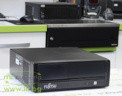 Fujitsu TP X II 500 А клас Intel Celeron Dual Core G540 2500Mhz 2MB 2048MB DDR3 160 GB SATA 2.5 NO OD 1xRS 232 DB9 4xRS 232 DB9 3xUSB 3xUSB 1xUSB LAN 1x 10 100 1000   for POS