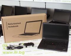 Lenovo ThinkPad T440s А клас Intel Core i7 4600U 2100MHz 4MB 8192MB So Dimm DDR3L 500 GB SATA  14 1600x900 WSXGA 16:9  Finger Print Camera Mini DisplayPort 2xBattery