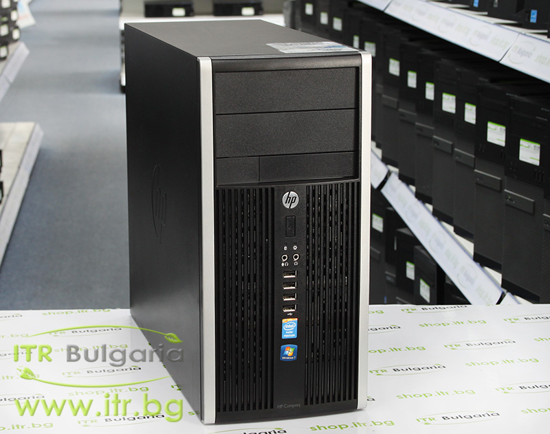 HP Compaq 6300 Pro MT А клас Intel Pentium G2020 2900MHz 3MB 4096MB DDR3 320 GB SATA NO OD MiniTower