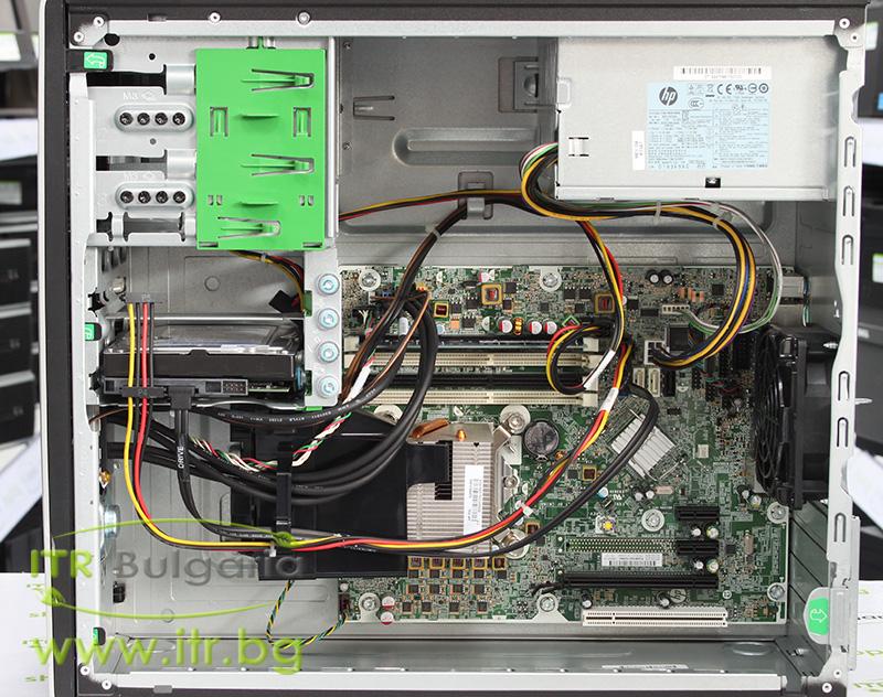 HP Compaq 6300 Pro MT А клас Intel Pentium G2020 2900Mhz 3MB 4096MB DDR3 500 GB SATA DVD MiniTower