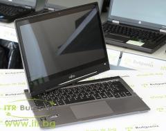 Fujitsu LifeBook T904 Tablet А клас Intel Core i5 4300U 1900Mhz 3MB 8192MB So Dimm DDR3L 500 GB SATA  13.3 2560x1440 WQHD 16:9  Finger Print Camera WWAN HDMI IGZO IPS Touchscreen