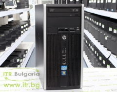 HP Compaq 6200 Pro MT А клас Intel Core i3 2120 3300Mhz 3MB 4096MB DDR3 320 GB SATA DVD RW MiniTower  Card Reader