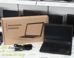 Lenovo ThinkPad T440p А клас Intel Core i7 4710MQ 2500MHz 6MB 8192MB So Dimm DDR3L 500 GB SATA Slim DVD RW 14 1600x900 WSXGA 16:9  Camera Mini DisplayPort