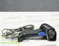 Datalogic Gryphon GD4400 Black А клас USB Single Line Laser Жичен Barcode Scanner