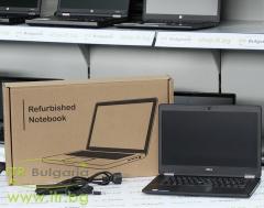 DELL Latitude E7470 А клас Intel Core i7 6600U 2600MHz 4MB 8192MB So Dimm DDR4 256 GB M.2 SATA SSD  14 1920x1080 Full HD 16:9  Finger Print Camera HDMI Mini DisplayPort IPS