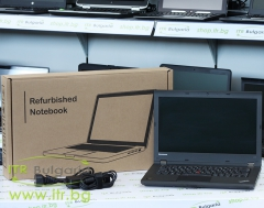 Lenovo ThinkPad L440 А клас Intel Core i5 4300M 2600Mhz 3MB 4096MB So Dimm DDR3 128 GB 2.5 Inch SSD Slim DVD RW 14 1366x768 WXGA LED 16:9  Camera Mini DisplayPort