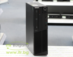 Lenovo ThinkCentre M78 А клас AMD A4 5300B 3400Mhz 1MB 4096MB DDR3 320 GB SATA NO OD Slim Desktop