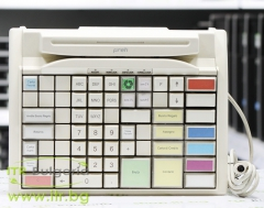 PrehKeyTec MCI 84 А клас PS 2 90325 035 90325 004 White Keyboard for POS