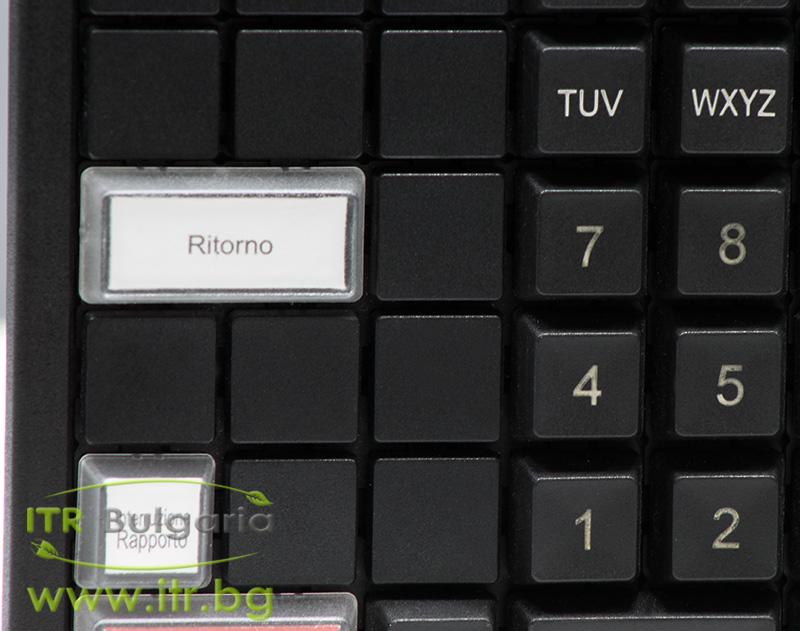 PrehKeyTec MCI 84 А клас USB 90328-354 Black Keyboard for POS