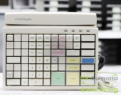 PrehKeyTec MCI 84 А клас USB 90328 351 White Keyboard for POS
