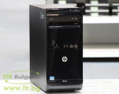 HP Pro 3500 MT А клас Intel Core i3 2120 3300Mhz 3MB 4096MB DDR3 320 GB SATA DVD RW MiniTower  Card Reader