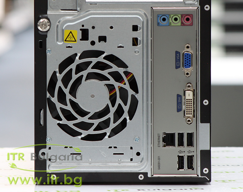 HP Pro 3500 MT А клас Intel Core i3 2120 3300Mhz 3MB 4096MB DDR3 320 GB SATA DVD-RW MiniTower  Card Reader