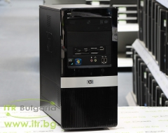 HP 3125 Pro MT А клас AMD Athlon II X2 250 3000MHz 2MB 4096MB DDR3 250 GB SATA DVD RW MiniTower  Card Reader