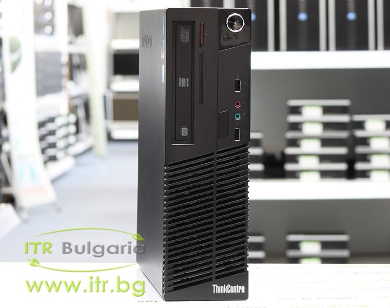 Lenovo ThinkCentre M72e А клас Intel Core i3 2120 3300Mhz 3MB 4096MB DDR3 250 GB SATA DVD-RW Slim Desktop