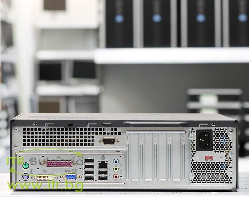 Lenovo ThinkCentre A62 А клас AMD Athlon 64 X2 5200B 2700Mhz 1MB 4096MB DDR2 250 GB SATA NO OD Slim Desktop