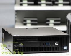 HP EliteDesk 800 G2 SFF А клас Intel Core i7 6700 3400MHz 8MB 16GB DDR4 256 GB 2.5 Inch SSD NO OD Slim Desktop