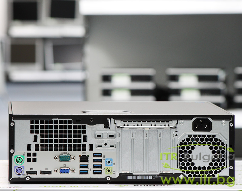 HP EliteDesk 800 G2 SFF А клас Intel Core i5 6500 3200MHz 6MB 8192MB DDR4 192 GB 2.5 Inch SSD NO OD Slim Desktop