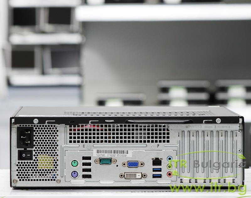 Fujitsu Esprimo E520 А клас Intel Core i3 4170 3700MHz 3MB 4096MB DDR3 128 GB 2.5 Inch SSD NO OD Desktop