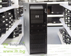 HP Workstation Z600 А клас Intel Xeon Quad Core E5530 2400Mhz 8MB 8192MB DDR3 ECC 1 бр. 500 GB 3.5 SATA DVD RW Tower  nVidia Quadro NVS 315 1024MB PCI E DMS 59