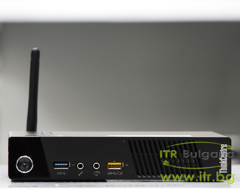 Lenovo ThinkCentre M93p А клас Intel Core i7 4785T 2200MHz 8MB 8192MB So-Dimm DDR3L 256 GB 2.5 Inch SSD  Tiny Desktop  Wi-Fi