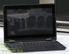 Lenovo ThinkPad Yoga 11e А клас Intel Core i3 6100U 2300MHz 3MB 4096MB So Dimm DDR3L 128 GB M.2 SSD  11.6 1366x768 WXGA LED 16:9  Camera HDMI IPS Touchscreen