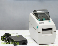 Zebra LP2824 А клас Label Printer Термо 203 dpi, 102 mm sec, RS 232 RJ11 NO Data Cable