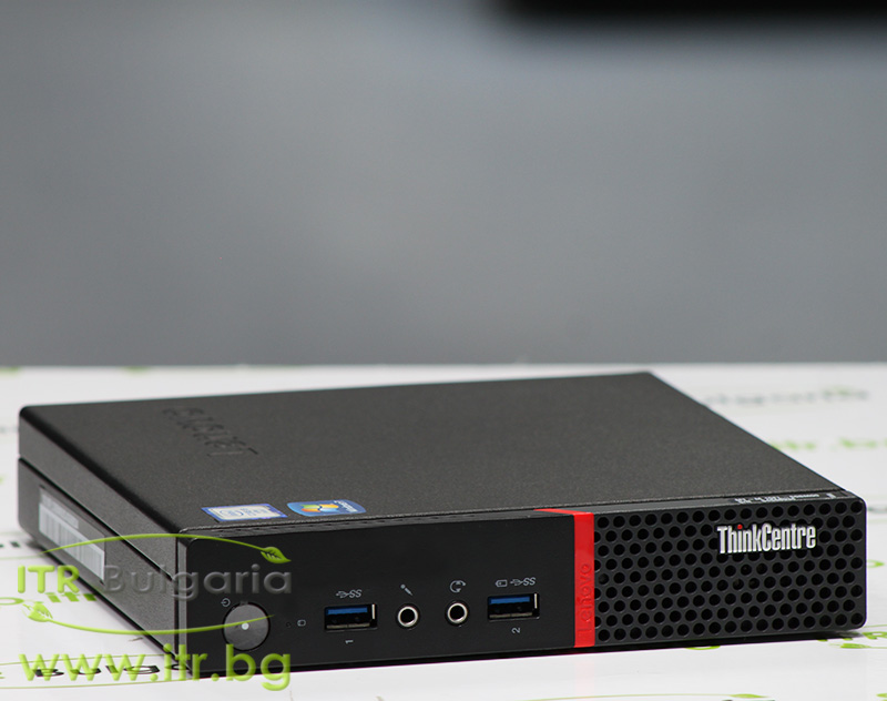 Lenovo ThinkCentre M900 А клас Intel Core i5 6500T 2500MHz 6MB 8192MB So-Dimm DDR4 256 GB 2.5 Inch SSD  Tiny Desktop