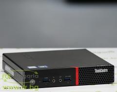 Lenovo ThinkCentre M900 А клас Intel Pentium G4400T 2900MHz 3MB 8192MB So Dimm DDR4 500 GB SATA 2.5 NO OD Tiny Desktop
