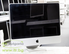 Apple iMac 7,1 A1224 All In One А клас Intel Core 2 Duo T7700 2400Mhz 4MB 4096MB So Dimm DDR2 320 GB SATA Slim DVD RW 20 1680x1050 WSXGA+16:10 WiFi Camera Mini DVI