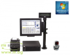Refurbished Wincor Nixdorf Point Of Sale System v.1.4 с инсталиран Windows 7 Professional SP1