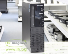 Lenovo ThinkCentre Edge 71 А клас Intel Core i3 2120 3300Mhz 3MB 4096 MB DDR3 250 GB SATA DVD RW Slim Desktop  Card Reader