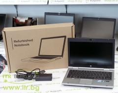 HP EliteBook 2560p А клас Intel Core i5 2450M 2500Mhz 3MB 4096MB So Dimm DDR3 320 GB SATA Slim DVD RW 12.5 1366x768 WXGA LED 16:9  Camera eSATA DisplayPort